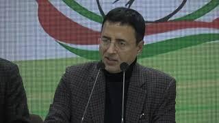 दिल्ली में कांग्रेस का सम्मलित नेतृत्व चुनाव लड़ेगा: रणदीप सिंह सुरजेवाला