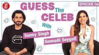 Sunny Singh & Sonnalli Seygall's Crazy Antics | Jai Mummy Di | Guess The Celeb