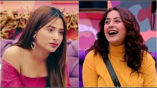 Bigg Boss 13 live updates   Shehnaaz refuses to save Mahira from nomination   Satya Bhanja