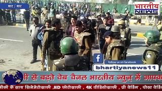ऑपरेशन माफिया के तहत कार्यवाही में भाजपा नेता के 3600 वर्गफुट भवन को प्रशासन ने किया जमींदोज। #bn