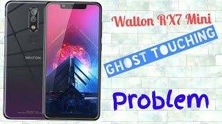 Walton Primo RX7 Mini Ghost Touching Problem | Display Kapakapi