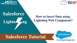 Lightning Web Component Insert Operation