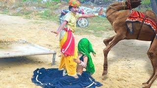 Rajasthani Gurjar Rasiya Video Song | छज्जे ऊपर बोयो री यबाजरो || Vid Evolution Rajasthani