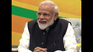PM Modi invites suggestions for Union Budget 2020
