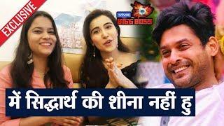 Sheena Bajaj Clarification 'I Am Not Sidharth Shukla's Friend'   TOP 5   SIDNAZ And More   Exclusive