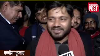 #DeepikaPadukone's visit to #JNU backfires , #BoycottChhapaak trends on twitter| NewsroomPost