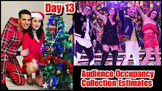 Good Newwz Audience Occupancy And Collection Estimates Day 13