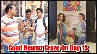 Good Newwz Craze Among Fans On 13th Day