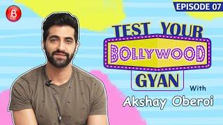 Akshay Oberoi Fails Hilariously At The Fun Bollywood Quiz | Test Your Bollywood Gyan