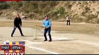 8 JAN N 8 वीर गगन सिंह मेमोरियल युवक मंडल द्वारा शहीद गगन सिंह की याद में आयोजित क्रिकेट प्रतियोगिता