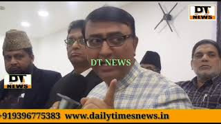 Amjed Ullah Khan Speech on Million March #Cases Booked By Police