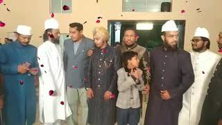 January 9, 2020 today reception Mr Syed Shah muneer Uddin Hussain Qadri Shafi Al shakha valima dinne