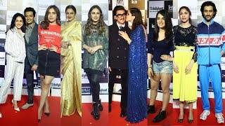 Chhapaak Screening | Deepika Padukone, Ranveer Singh, Vikrant Massey
