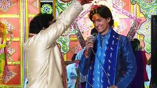 विशाल भजन संध्या रामलीला मैदान रानीबाग पीतमपुरा दिल्ली से संजय कृष्ण ठाकुर जी महाराज नैनीताल से
