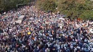 Hyderabad // Million March के आयोजकों के खिलाफ पुलिस ने की.....