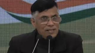 Have you ever seen Modi or Amit Shah listen to the youth? : Pawan Khera addresses Media at AICC HQ