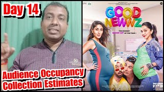 Good Newwz Audience Occupancy And Collection Estimates Day 14