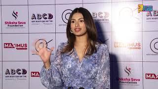 Aashna Hegde - Full Interview - Amit Khanna's Calender 2020 Launch