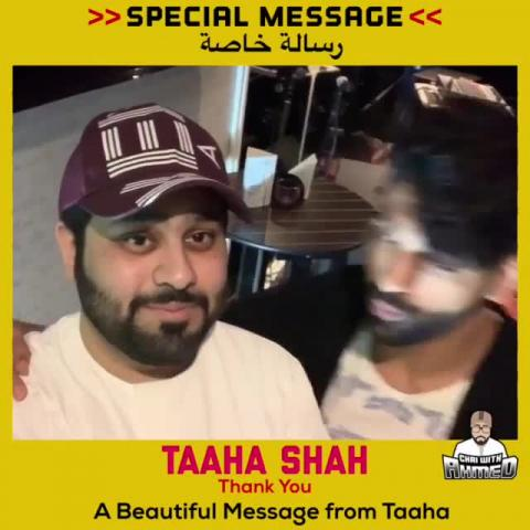 Thank You Taaha for your lovely message and warm welcome, you have such an incredible soul and a wonderful human being