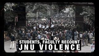 JNU students, teachers recall the January 5 night | Economic Times
