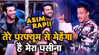 Bigg Boss 13 | Asim Riaz TAKES A Dig At Paras Chhabra In His NEW RAP | BB 13 Video