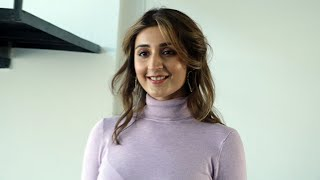 Singer Dhvani Bhanushali Spotted At The Special Media Preview Of Her Upcoming Single Na Ja Tu