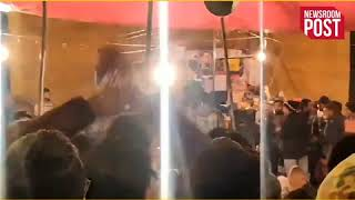 वीडियो में दावा- दिल्ली के शाहीन बाग में लगा 'जिन्ना वाली आजादी' का नारा| NewsroomPost