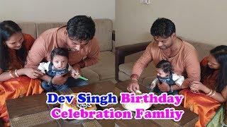 Dev Singh Live Birthday Celebration Udhri Babu, Karan Singh  - Apna Samachar
