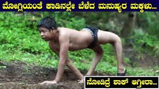 ಮೋಗ್ಲಿಯಂತೆ ಕಾಡಿನಲ್ಲೇ ಬೆಳೆದ ಮನುಷ್ಯರ ಮಕ್ಕಳು...ನೋಡಿದ್ರೆ ಶಾಕ್ ಆಗ್ತೀರಾ ?? || Kannada Unknown Facts