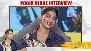 Pooja Hegde Interview about Ala Vaikuntapuram Lo Movie || Allu Arjun, Trivikram || Bhavani HD Movies