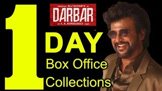 Darbar Day Box Office Collection | 1st Day Collections | Day 1 Collections | Rajinikanth | Nayantara