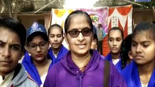 Bagsara  : NSS by Bagsara-Meghani High School Unit Annual Camp Held | ABTAK MEDIA