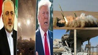 Iran VS America | Iran Ka America Par Humla | The Detailed News | @ SACH NEWS |
