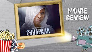 Chhapaak Movie Review  Deepika Padukone  Vikrant Massey