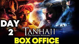 TANHAJI Day 2 Collection | Box Office Prediction | Ajay Devgn, Kajol | Tanhaji: The Unsung Warrior