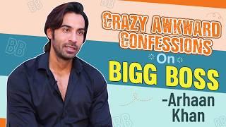 Bigg Boss 13 fame Arhaan Khan opens up on Rashami Desai & his kid