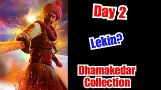 Tanhaji Box Office Collection Day 2, Aakhir Kamayi Kam Kyun Aa Rahi Hai!