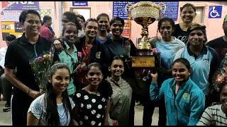 Goa university women's cricket team bring laurels to State