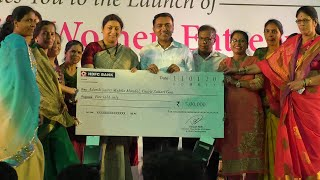 Watch How Yashaswini Scheme Will Help Goan Women &  Self-Help Groups