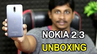 Nokia 2.3 Unboxing telugu