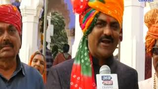 Rajkot: - A grand celebration of Amba's manifest day at Ashapura Temple.| ABTAK MEDIA