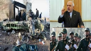 Iran Attack On An Plane 176 People Died | Iran Accepts Its Mistake | @ SACH NEWS |