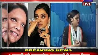 Khas Khabar | फिल्म छापक पर जारी सियासत,  Deepika के जेएनयू जाने के बाद शुरू हुआ विवाद