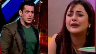 Bigg Boss 13 Update | Angry Salman Khan asks Shehnaz Gill to Leave the house & warns Sidharth Shukla