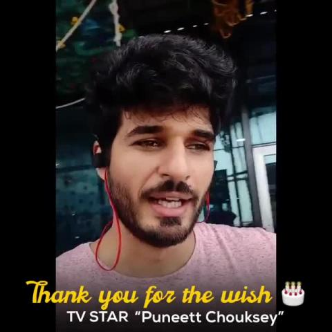 Thanks to our handsome star from Ishq Aaj Kal