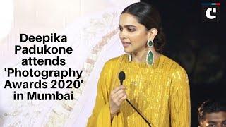 Deepika Padukone attends 'Photography Awards 2020' in Mumbai