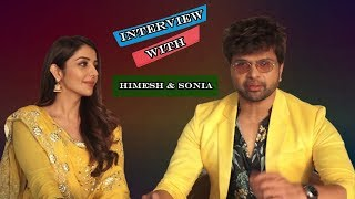 Interview With Himesh Reshamiyan & Sonia Mann For Happy Hardy & Heer  | News Remind