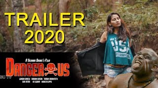 Latest Telugu 2020 Movie Dangerous Theatrical Trailer | Tollywood Movies 2020 | Top Telugu TV