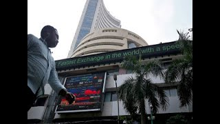 Sensex drops 90 points, Nifty nears 12,300; Religare rises 5%