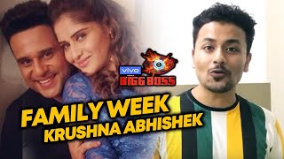 Bigg Boss 13 | Krushna Abhishek With His Kids To Enter House For Arti Singh | BB13 Video